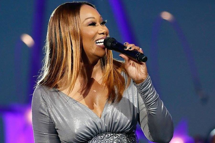 Gospel legend Yolanda Adams performs at <em>A Capitol Fourth</em> at U.S. Capitol, West Lawn on July 4, 2017 in Washington, DC. (Photo by Paul Morigi/Getty Images for Capital Concerts)