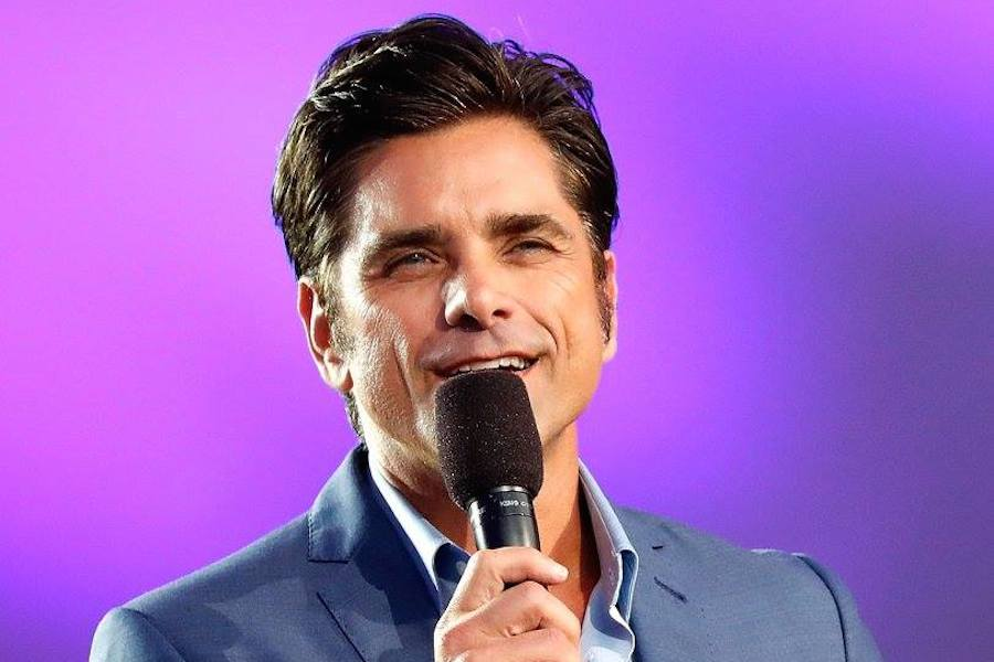 John Stamos hosts <em>A Capitol Fourth</em> at U.S. Capitol, West Lawn on July 4, 2017 in Washington, DC. (Photo by Paul Morigi/Getty Images for Capital Concerts)