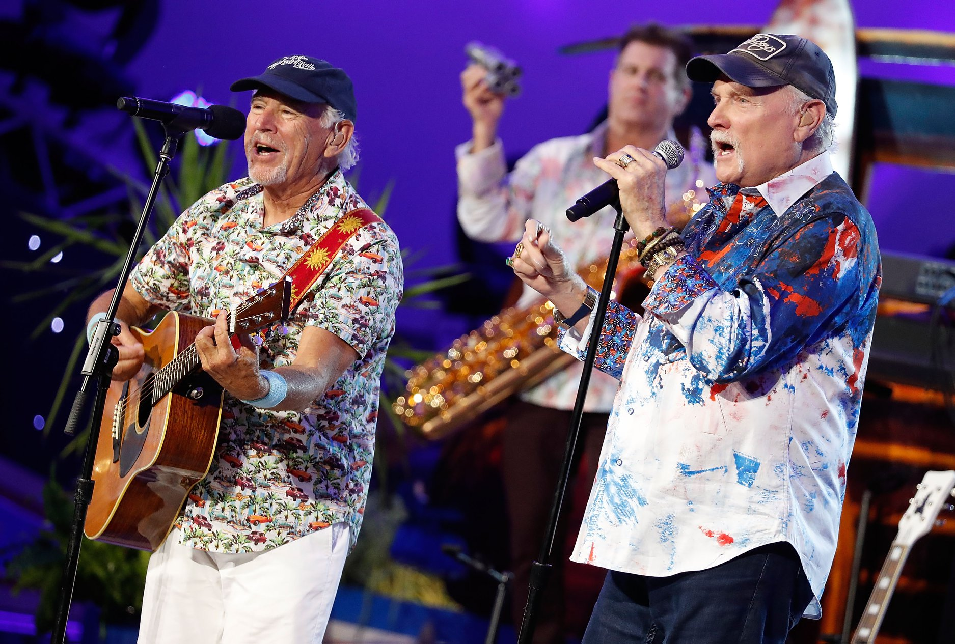 The Beach Boys and Jimmy Buffett team up for an unforgettable performance at the 2019 <em>A Capitol Fourth</em>.