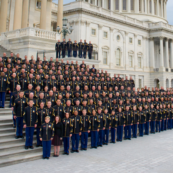 "The United States Army Band ""Pershing's Own"""