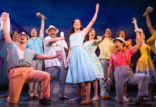 The cast of ON YOUR FEET!