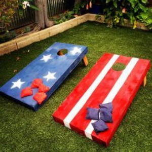 Fourth of July Fun & Games