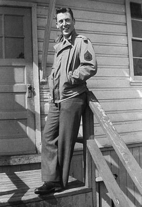 Sergeant First Class Leonard Lomell