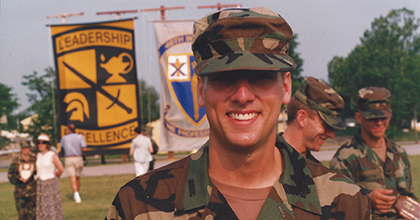 Kris Stonesifer was the first soldier killed in Operation Enduring Freedom.