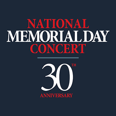 30th anniversary concert logo