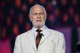 Gerald McRaney shares the story of the WWII battle of Pointe du Hoc at the 25th National Memorial Day Concert on the West Lawn of the U.S. Capitol, May 25, 2014, in Washington, DC.
