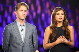 On the 2015 National Memoral Day Concert, actors Jason Dolley and Stefanie Scott share the story of two Gold Star Children.