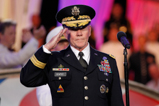 General Martin Dempsey salutes those who served on the 2015 National Memorial Day Concert.