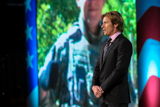 In 2008, Denis Leary shares a story of battle buddies who served together in Afghanistan.