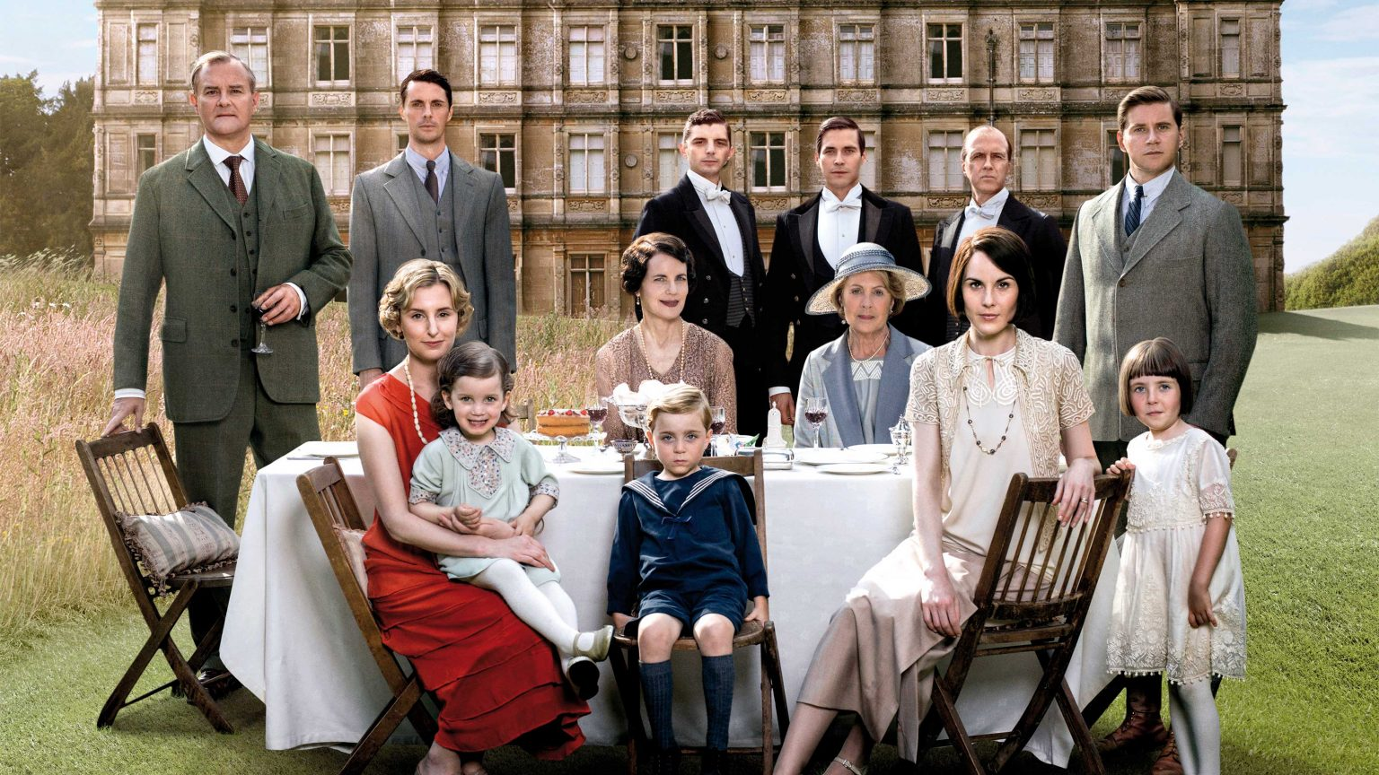 Six Downton Abbey Moments To Remember Before The Movie