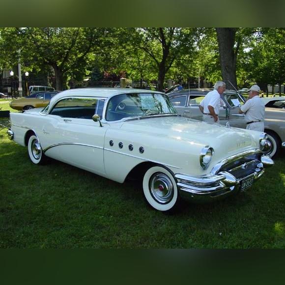 Jim N.'s 1955 Buick Super
