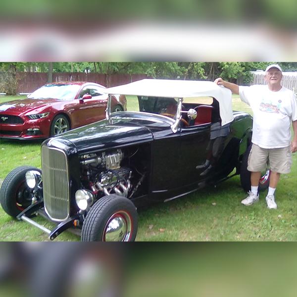 Dan C's 1932 Ford Roadster