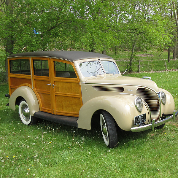Don O's 1938 Ford Wagon