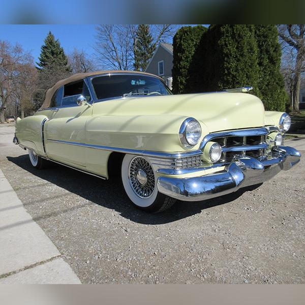 John's 1951 Cadillac