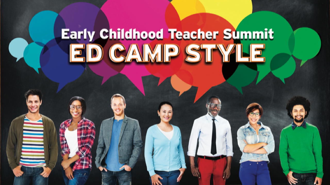 PBS EdCamp: Early Childhood Teacher Summit