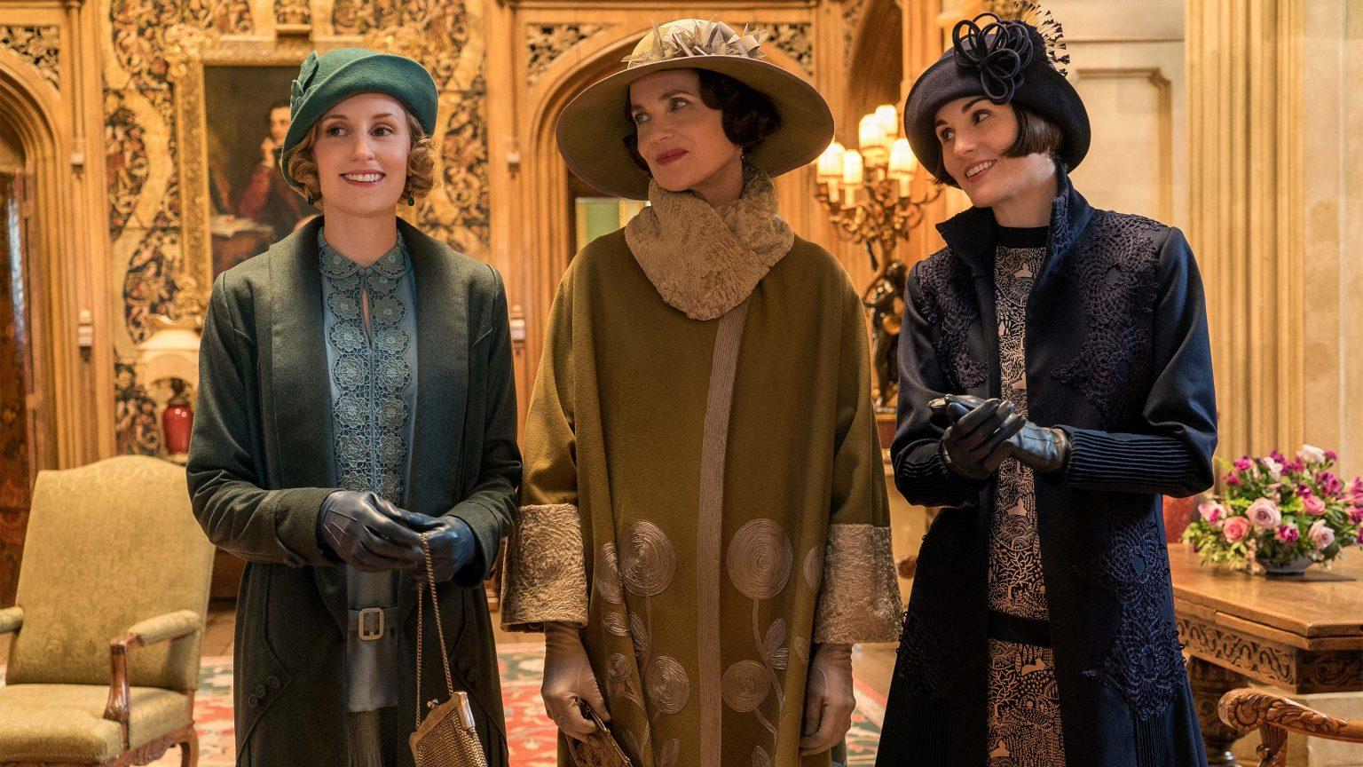 Slideshow: Downton Abbey Movie