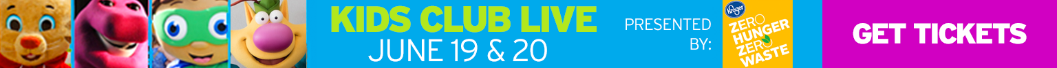 Join us for Kids Club Live at the Royal Oak Farmers Market June 19 & 20!