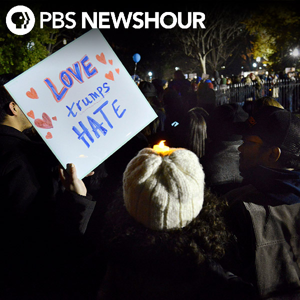 Are hateful outbursts rising since the election?