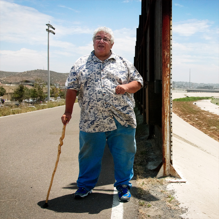 Arturo Payan: Ex-Border Patrol Agent