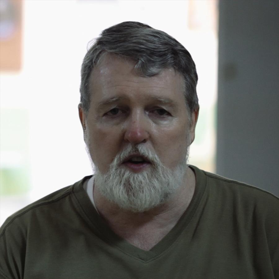 Pat Murphy: Friar
