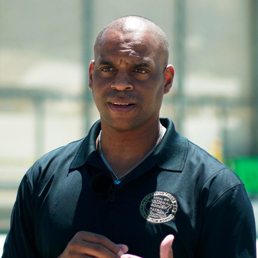 Terence Shigg: National Border Patrol Council