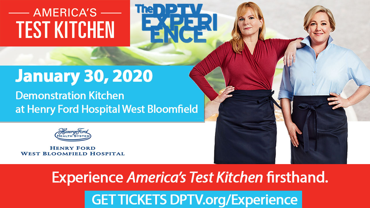 America's Test Kitchen Experience