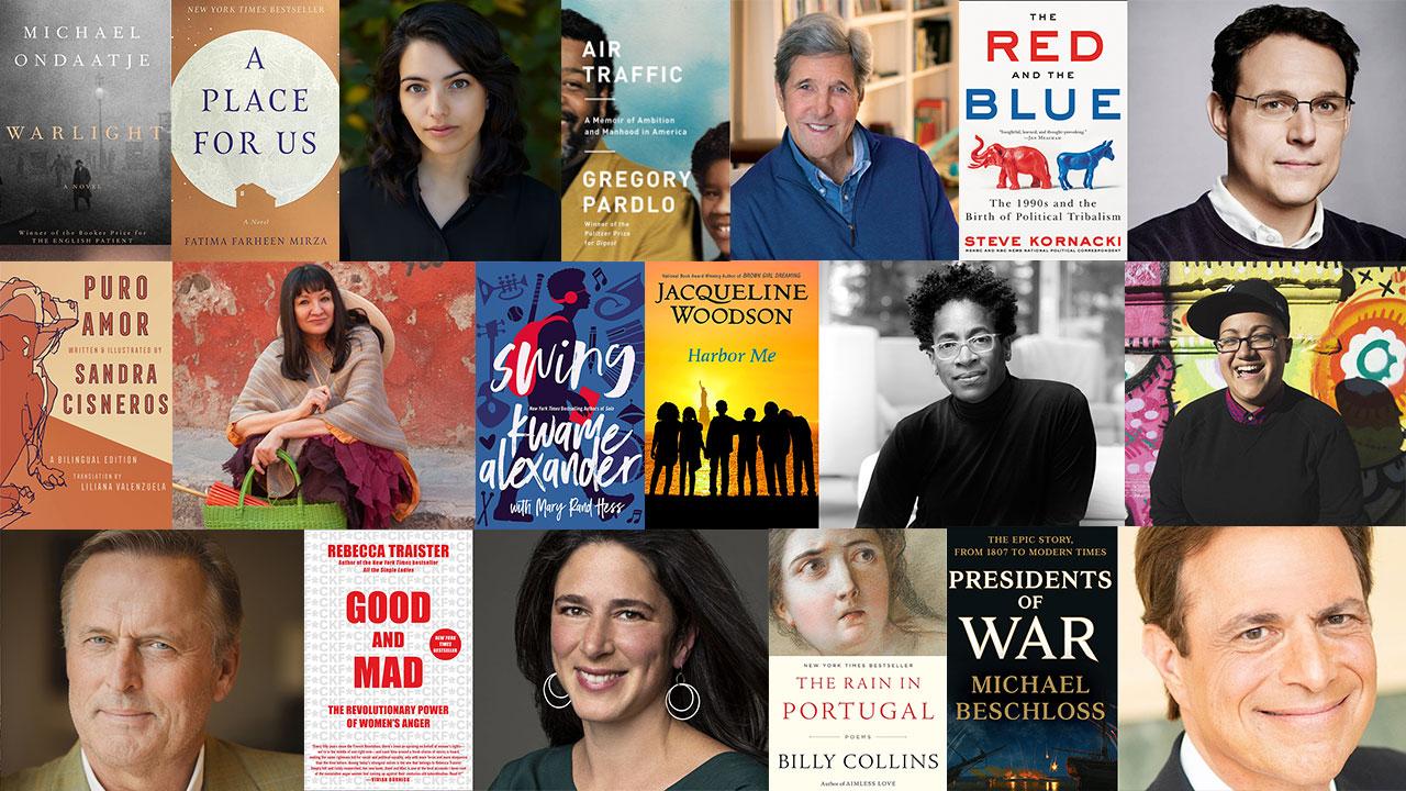 PBS Books: Miami Book Fair Live