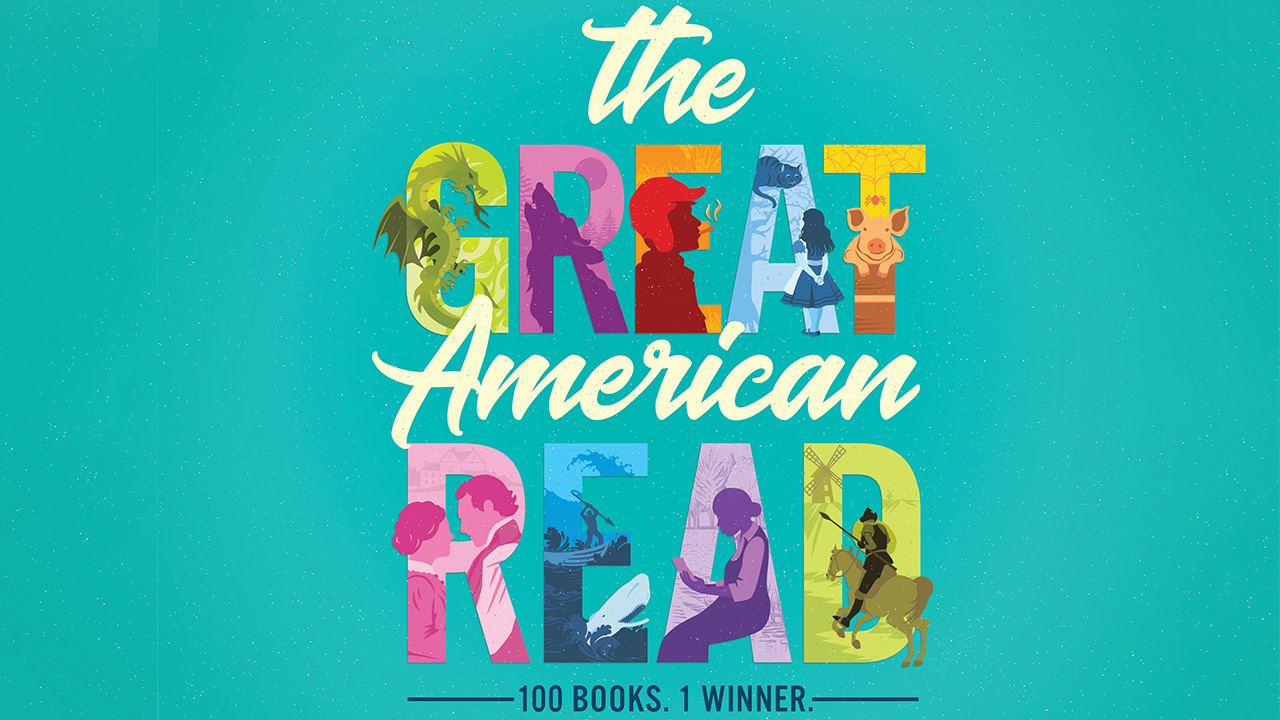 Vote for The Great American Read
