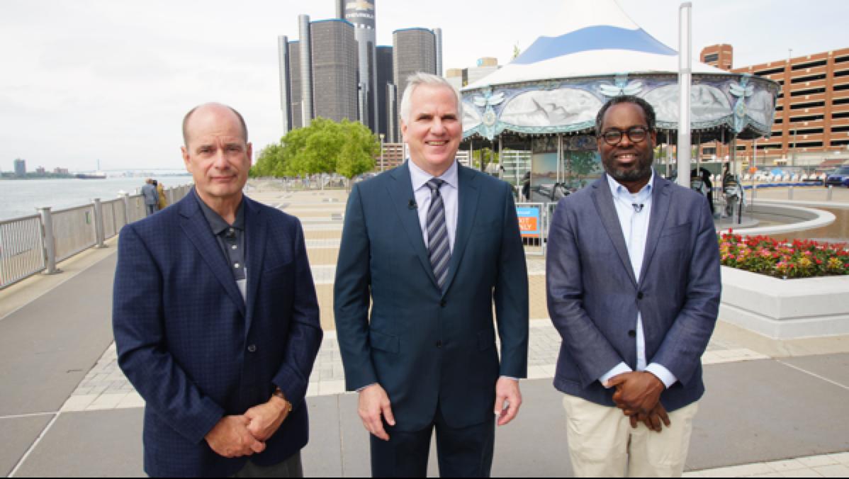 Future of Detroit's Riverfront