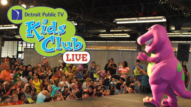 Kids Club Live