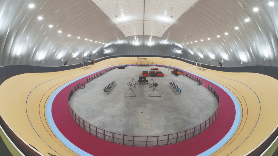 The American Cycling League Championship Games at the Lexus Velodrome