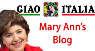 Mary Ann's Blog