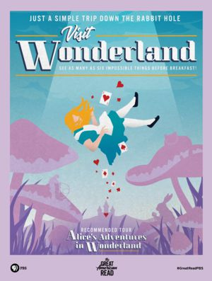 Alice's Adventures in Wonderland Poster Download