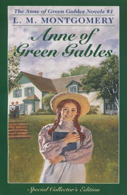 Anne of Green Gables cover