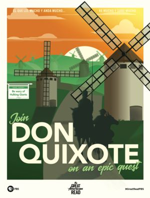 Don Quixote Poster Download