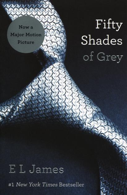 Fifty Shades of Grey (Series) cover