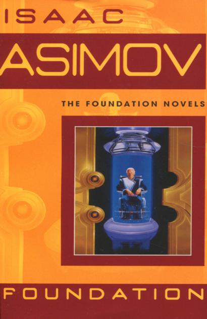 Foundation (Series) cover