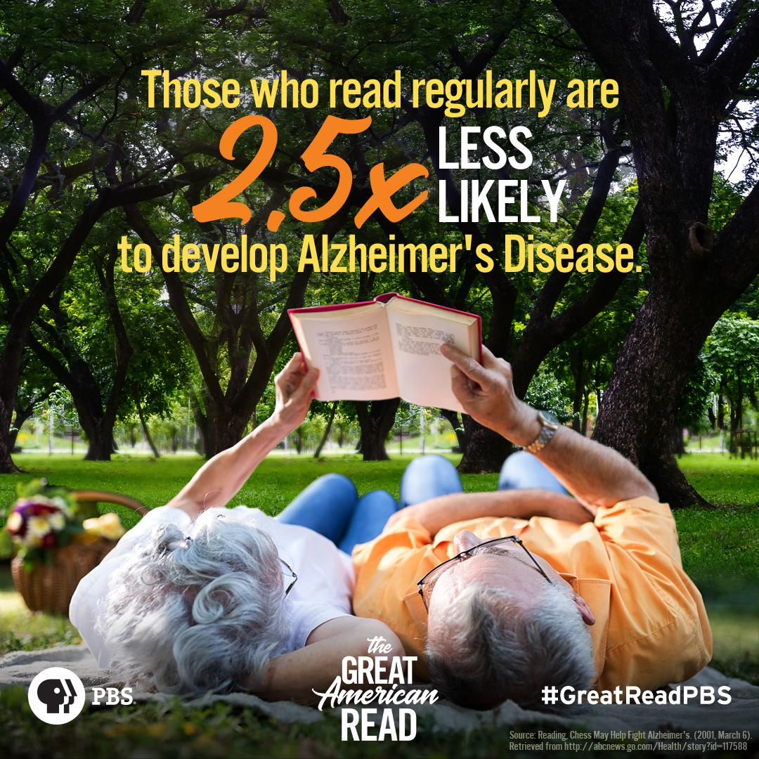 reading reduces alzheimer risk