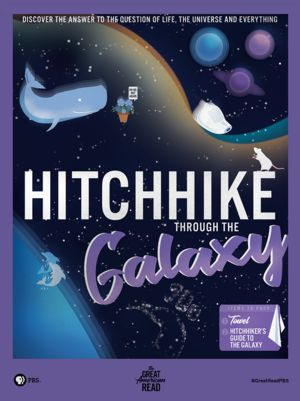 Hitchhiker's Guide to the Galaxy Poster Download