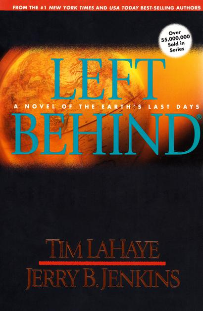Left Behind (Series) cover