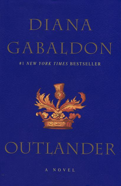 Outlander (Series) cover