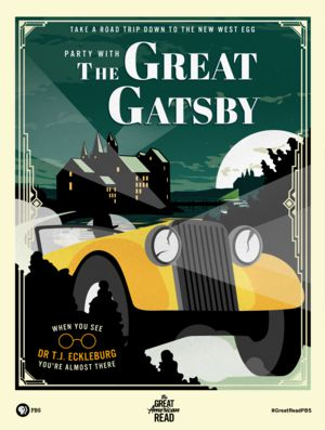 The Great Gatsby Poster Download