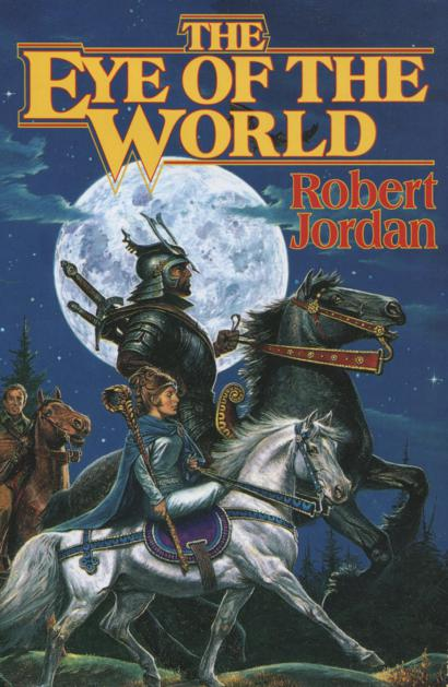 The Wheel of Time (Series) cover