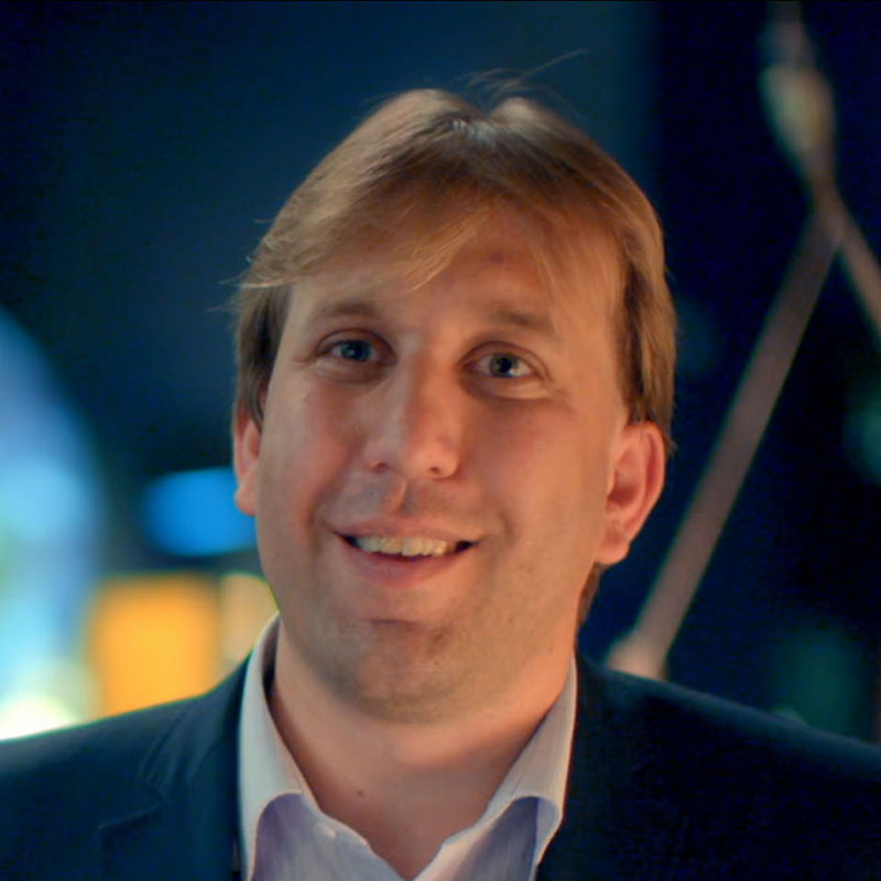 Chris Lintott, astrophysicist