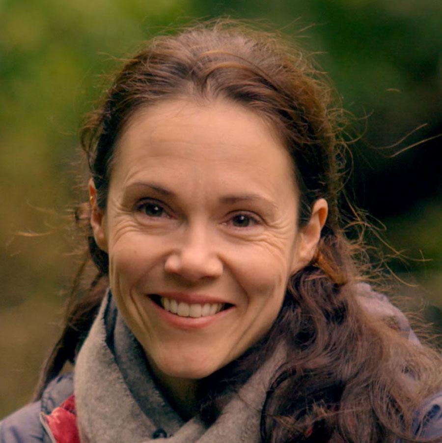 Hermione Cockburn, geoscientist