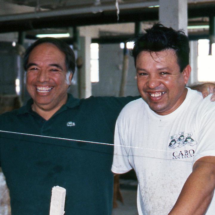Jesus Cardenas and Humberto Miranda