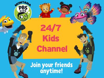 Watch the 24/7 Kids Channel
