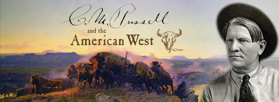 CM Russell and The American West