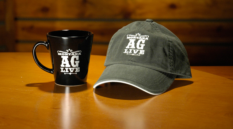 Montana Ag Live Hat & Cup