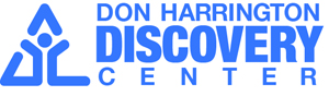 Don Harrington Discovery Center Logo